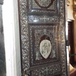 Doors with Ivory carvings