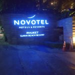 Novotel Phuket Surin Beach Resort. Photo