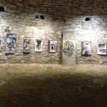 Photo exhibition inside the basement !