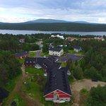 Hotel Hetan Majatalo in the Finnish RealLapland Enontekiö