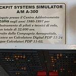 Simulatore di volo Alitalia