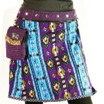 Reversible skirt from Zand