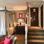 Entrance into our suite