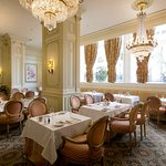 The elegant Westgate Room, open for breakfast, lunch & dinner