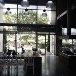 ....the restaurant area