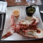homard au four (600g)