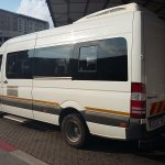 ...hotel provides shuttle service rides to & from airport