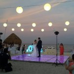 Gracias Iberoestar paraíso Lindo por tan bella boda. Gracias Mireya Alvarez.