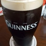 Great food & Great Guinness!