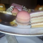 Beautiful selection of fine cakes!