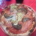 Antipasto di mare e pizza buonissimi e abbondante!