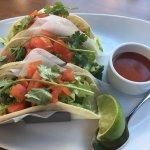 Steak & sushi combo. Fish tacos (no cheese)