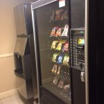 Vending snacks!