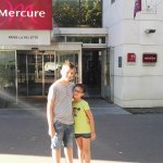 Photo of Mercure Paris 19 Philharmonie La Villette Hotel