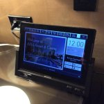 Room control tablet