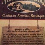 Foto van Millstone Restaurant Smoked BBQ
