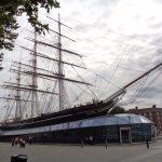 Cutty Sark, Maritime Greenwich, Greenwich - 14/08/2017