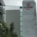 Foto de Clayton Hotel Cardiff Lane