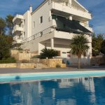 Apartments Villa Goja - Front view