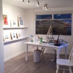 Mary Crowley Artist's Studio and Gallery