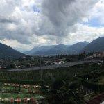 Ottimo Residence poco distante dal centro di Tirolo con un bellissimo affaccio verso la vallata