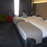 Radisson Blu Plaza Hotel Ljubljana Foto