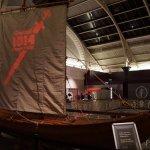 Viking Sail Boat