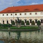 Wallenstein Garden pond