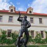 Wallenstein Garden -- one of many Statues