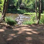 Creekside.