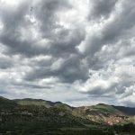 gorgeous mountain scenary