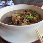 """My delicious lunch """"duck noodle bowl"""""""