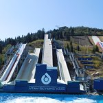 Olympic Freestyle Jump Training Area