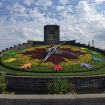 The 150th Anniversary Design of the Floral Clock