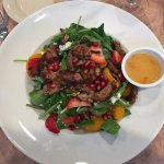 Shredded Duck Confit Salad