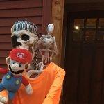 Mario at the RRR,