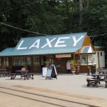 Laxey interchange station