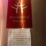 Foto Mandarin Palace