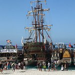 The Dragon pirate ship, a great day out, fantastic value for money