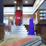 Lobby at Hotel Mediolanum
