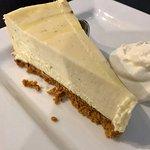bland lemon cheesecake