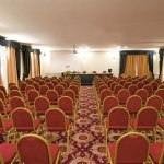 Meeting Room Tempio at Grand Hotel Trieste