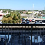 Amusement park view