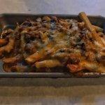 Brisket chili cheese fries