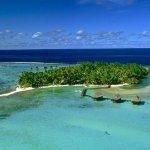 A Polynesian paradise on a private tropical island