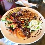 Staff salad