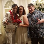 Elvis, my husband and I