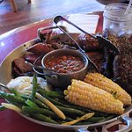 BBQ - Plain and simple....DELICIOUS!!! $32