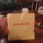Photo of Balzac