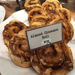 Almond Cinnamon Roll, It's Good